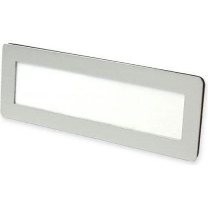 aluminium naambadge