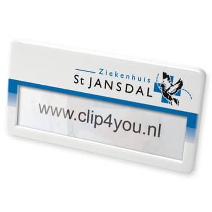 plastic naambadges employment
