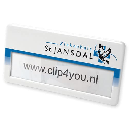 plastic naambadges employment