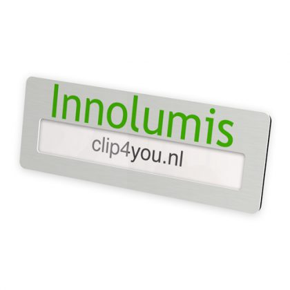 aluminium naambadges